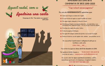 INICIEM LA CAMPANYA DE REIS «CAP INFANT SENSE JOGUINA»